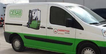 Servicio técnico Carretisa